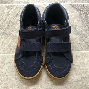 Vans - Toddler Boys - Size 10.5 - Never Worn!